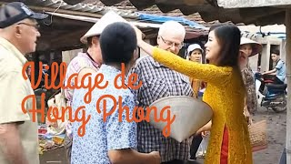 Voyage au Vietnam : 24h de vie authentique au village de Hong Phong‏