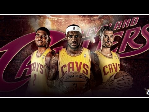 Cleveland cavalier's Champions •No Problem Mix HD®