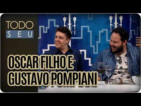 Caiu Na Rede Virou Notícia  Com Oscar Filho E Gustavo Pompiani - Todo Seu (10/08/17)