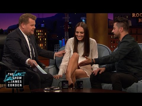 Thumbnail: James & Dominic Cooper Test the Limits of Laura Haddock's OCD