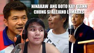 Glenn Chong binoto kaso si Alejano ang lumabas, Lantaran?