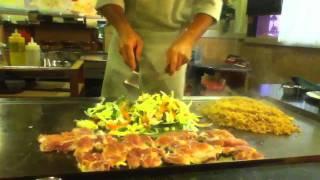 Osaka Japanese Steak House