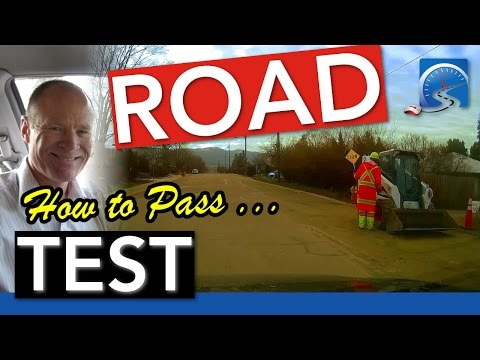 How To Pass A Driver's License Road Test First Time