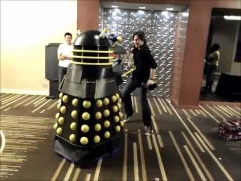 Marisha Ray's Catwalk at C2E2 from YouTube · Duration:  45 seconds