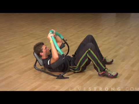 How to Do Ab Rockers