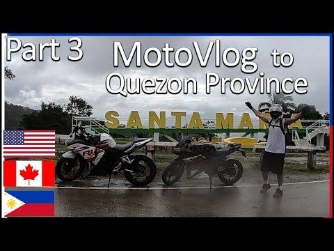MotoVlog to Quezon Province - Part 3
