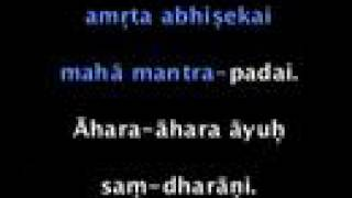 Usnisa Vijaya Dharani (Sarvadurgatipariśodhana Uṣṇīṣa Vijaya Dhāraṇī Sūtra)