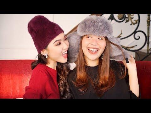 Get Ready With Us ft. Letsplaymakeup - Trang Điểm Mùa Lễ Hội Cùng Chị Mình 🎄 | Chloe Nguyen