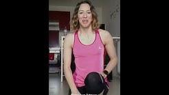 Paris chez vous : cours de gym spécial dos avec Linda, coach sportive à la Ville de Paris