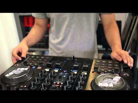 สอน MIX เพลงข้าม Beat ด้วยวิธีการลากSYNC โดย DJ Butung