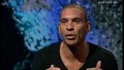 Stan Collymore on the stigma of mental health - Newsnight