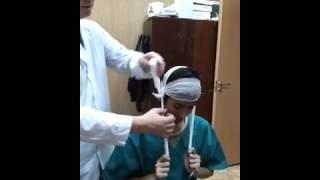 head bandage