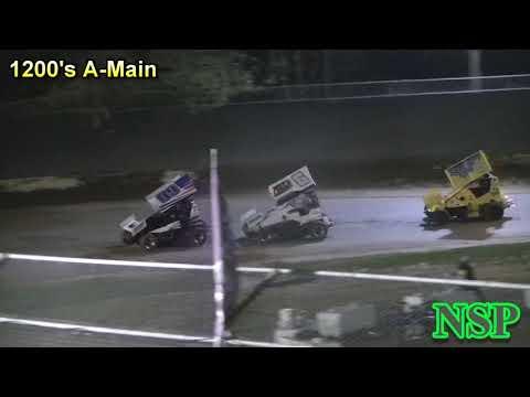 April 26, 2019 1200 Mini Sprints A-Main Deming Speedway