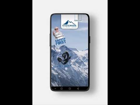 Kitzsteinhorn - GIF Collection - 2020 - Branding