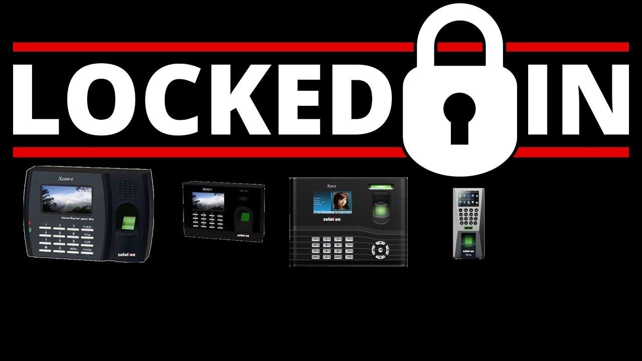 Biometric Attendance Machine Password Reset