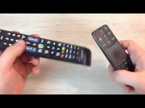 видео: Пульт для телевизора samsung