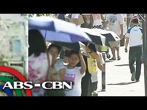 UKG: Heat index sa Cabanatuan, pumalo ng 54.5 °C