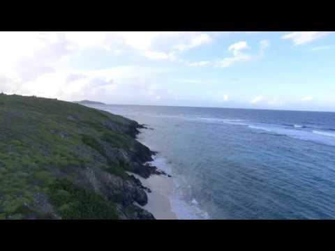St. Croix USVI : Panoramic views of the East End Marine Park...PT3
