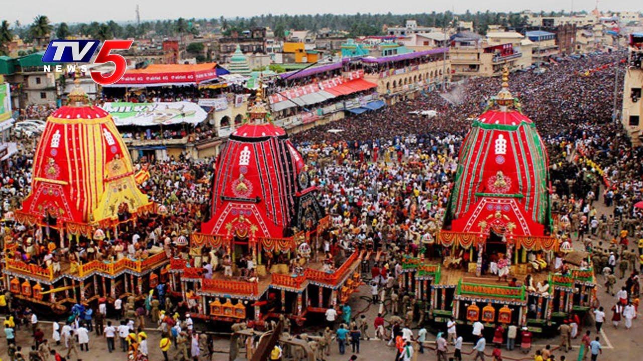 Rath Yatra 2017 Puri Jagannath Rath Yatra Celebrations Begins