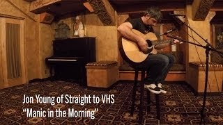 Song Spinner: Jon Young of Straight to VHS