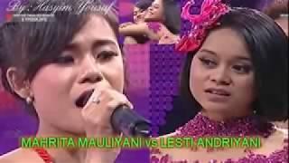 WOWW!!! Lesty  dan Rita DA2 Adu Skill Nirmala