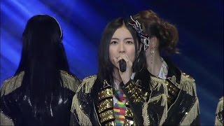 【放送事故】 松井珠理奈 前しか向かねえ 生歌がヤバすぎて事故る SKE48 松井珠理奈 動画 3