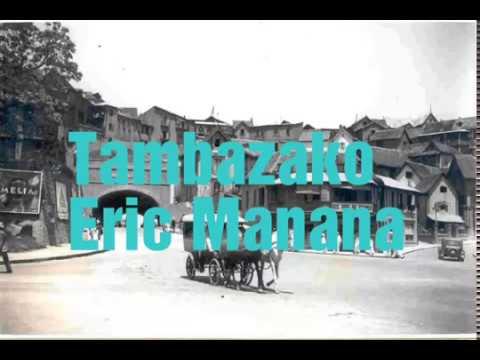 ERIC MANANA - Tambazako