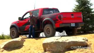 Shelby&#39s outrageous 575 hp Raptor