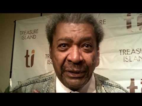 Don King Exclusive \