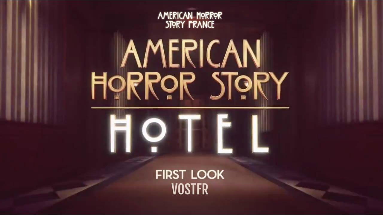 American Horror Story Hotel - Premier Aperu Vostfr