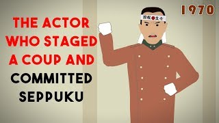 The Actor who staged a Coup and committed Seppuku (Strange Stories)
