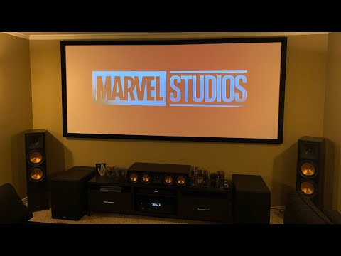 Sony 295es 4K 5.2.4 Klipsch Reference Premiere Home Theater