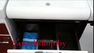 Тумба с умывальником Ника 65 , Аква Родос(Купить тумбу с умывальником Ника 65 венге производства компании Аква Родос вы сможете в нашем магазине сант..., 2014-10-29T11:54:32.000Z)