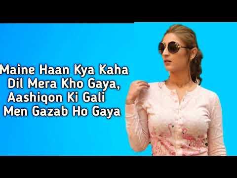 Mein Chali Lyrics – Urvashi Kiran Sharma  Original Music: 3, 2019