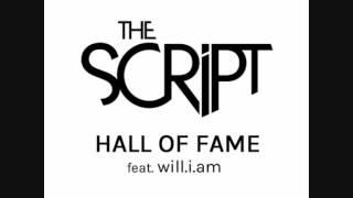 The Script - Hall of Fame (Instrumental) ft will.i.am (Lyrics in description)