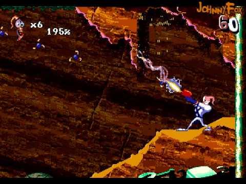 Earthworm Jim 2 - #02 - Lorenzen's Soil