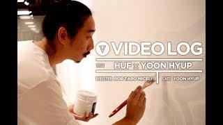 HUF × ユーン・ヒョプ / HUF × YOON HYUP - VIDEO LOG [VHSMAG]