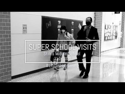 Super School Visits: Stiles Middle School