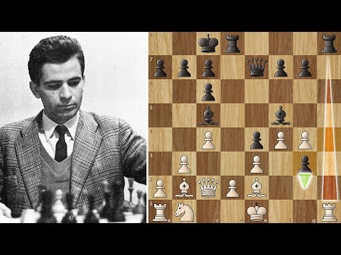 "Spassky's Immortal - ""When Pawns Attack"""