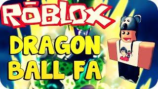 Roblox-Dragon Ball FA #4