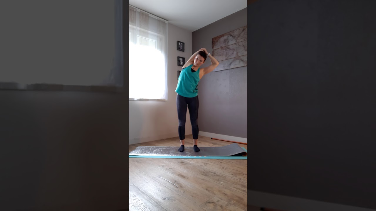 Cours de Stretching 2 - YouTube