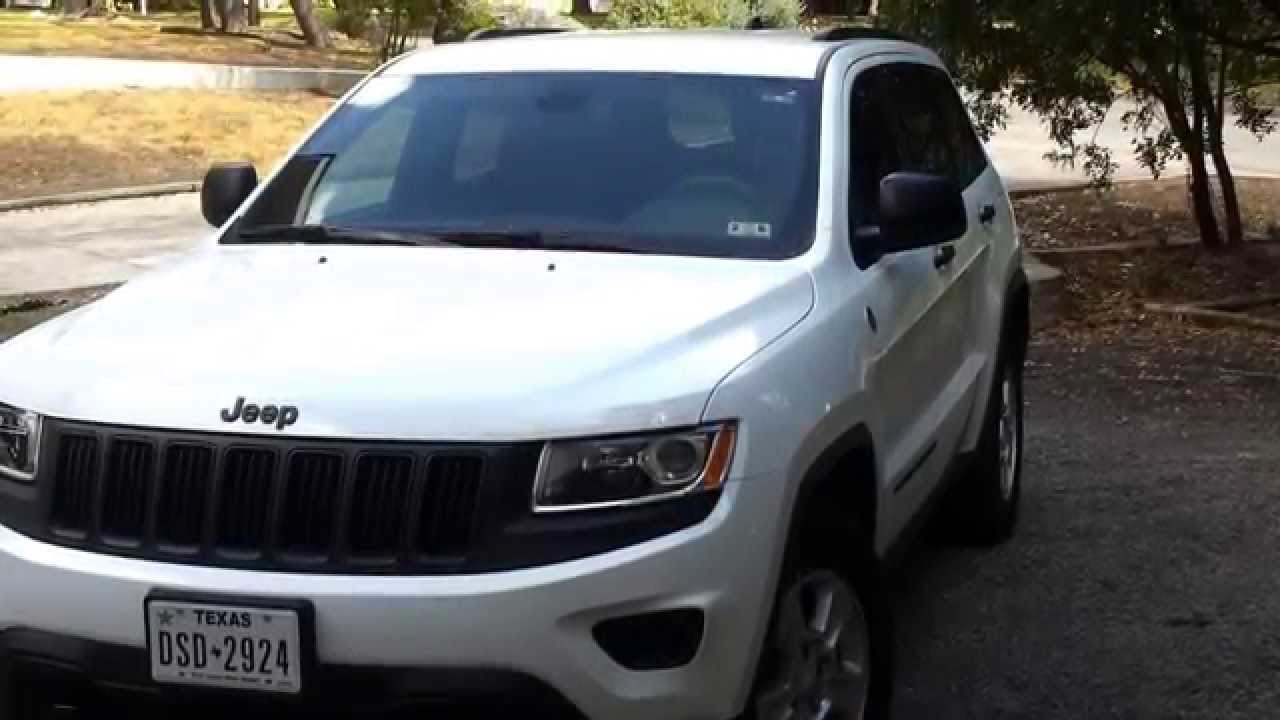 Blacked Out Grand Cherokee With Plasti Dip Youtube