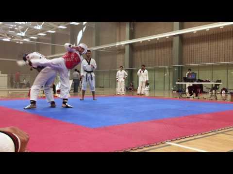 University of Texas Taekwondo - A&M Collegiate Open 2017