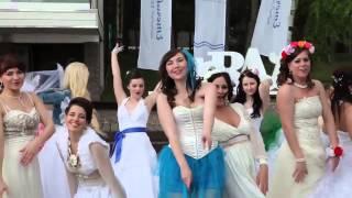 Парад невест 2015 Городец, Заволжье