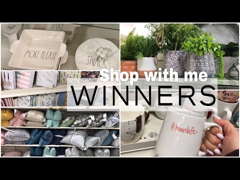 WINNERS Shop With Me | Rae Dunn