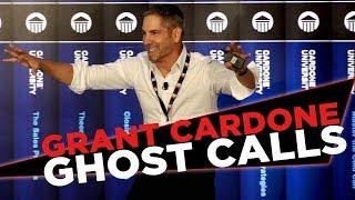 Grant Cardone Ghost Calls Company LIVE