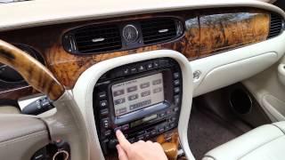 2004 Jaguar XJ8 Vanden Plas Start Up and Tour