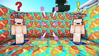 FAKİR KILIK DEĞİŞTİRME MAKİNESİ YAPTI  😱 - Minecraft