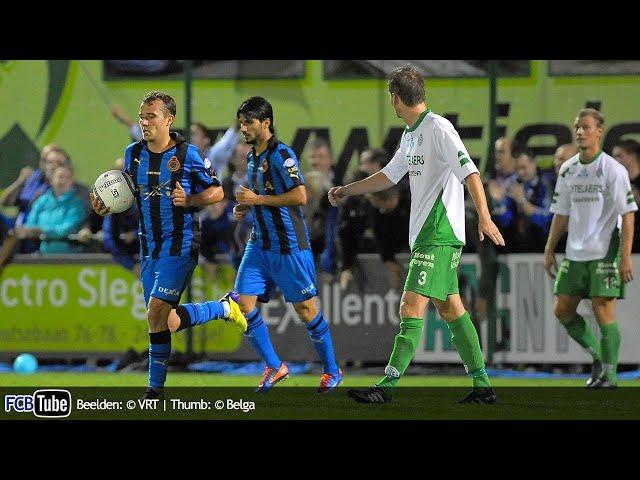 2011-2012 - Cofidis Cup - 01. 16de Finale - Dessel Sport - Club Brugge 2-3