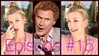 I AM BACK! How WILL FERRELL KICKED ME OUT of my INTEVIEW 😱😬 + What to ask HARRY STYLES??